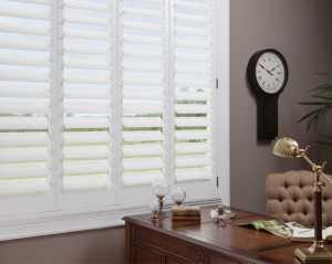 Stylish window coverings in Houston