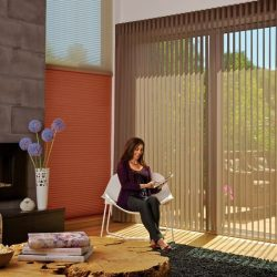 motowireless power rise vertical blinds