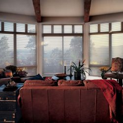 nuntucket easyrise livingroom window blinds